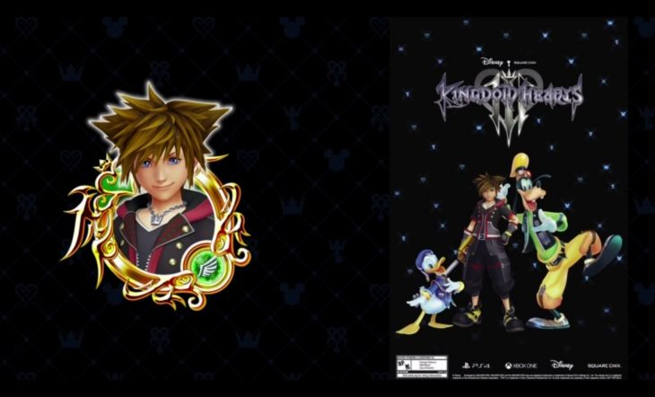 kingdom hearts 3 sora medalla