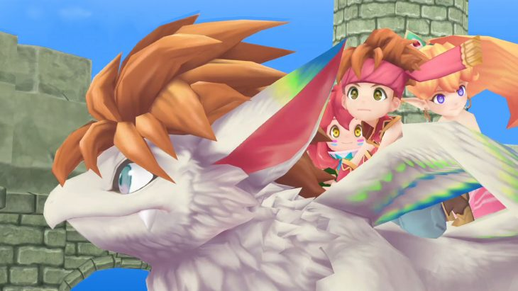 Anunciado un remake de Secret of Mana para PS4, PS Vita y Steam 06
