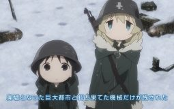 Shoujo Shuumatsu Ryokou presenta el primer vídeo de su anime
