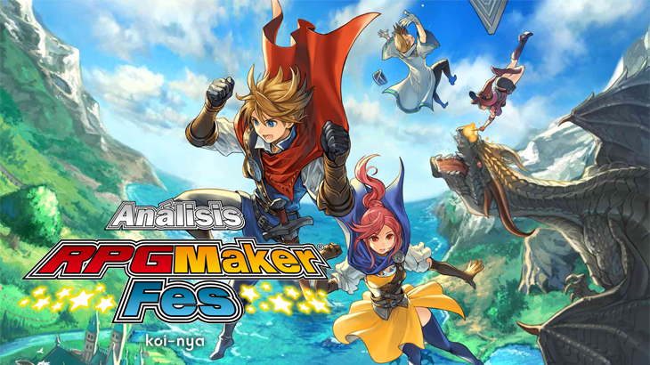 analisis-RPG Maker FES-3ds