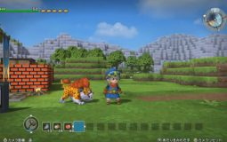 TGS 2017: 20 minutos de Dragon Quest Builders en Nintendo Switch