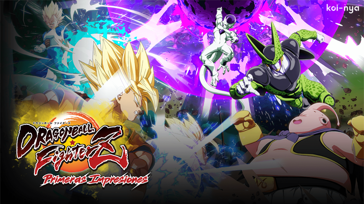 Primeras Impresiones - Dragon Ball FighterZ