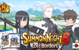 Summon Night 6: Lost Borders muestra un nuevo tráiler con gameplay