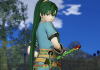 lyn fire emblem warriors