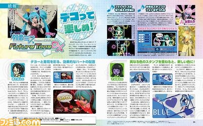 Hatsune Miku Project Diva Future Tone DX añade la PV Photo