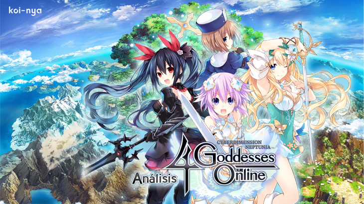 analisis-Cyberdimension Neptunia 4