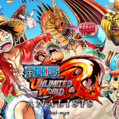 Análisis: One Piece: Unlimited World Red Deluxe Edition (PS4/PC/Switch)