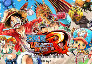 analisis-One Piece Unlimited World Red