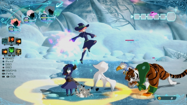 little witch academia ps4