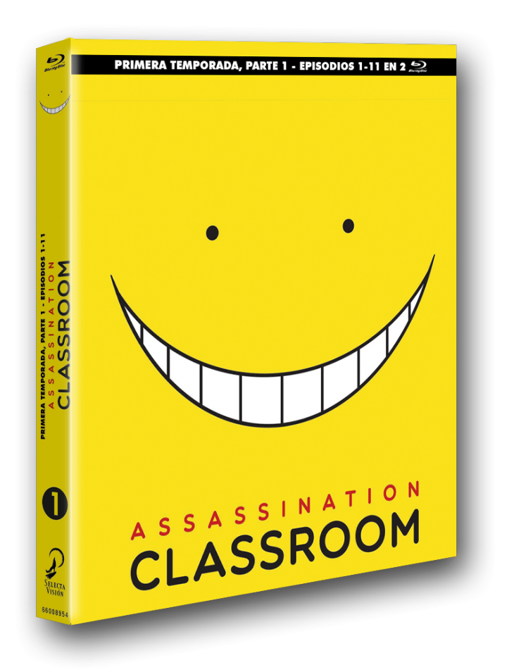 ASSASSINATION-CLASSROOM-Temporada-1-parte-1.-Bluray