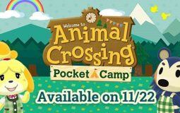 Animal Crossing: Pocket Camp anuncia fecha de lanzamiento oficial