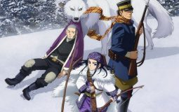 El anime de Golden Kamuy tendrá segunda temporada