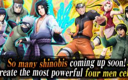 Naruto x Boruto: Ninja Voltage (iOS/Android) ya disponible en todo el mundo
