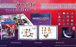 Under Night In-Birth Exe:Late[st] llegará a Europa el 9 de febrero de 2018