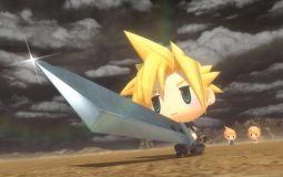 World of Final Fantasy: Meli-Melo anunciado para iOS y Android