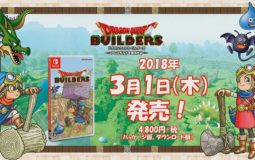 Dragon Quest Builders (Switch) anuncia fecha de lanzamiento