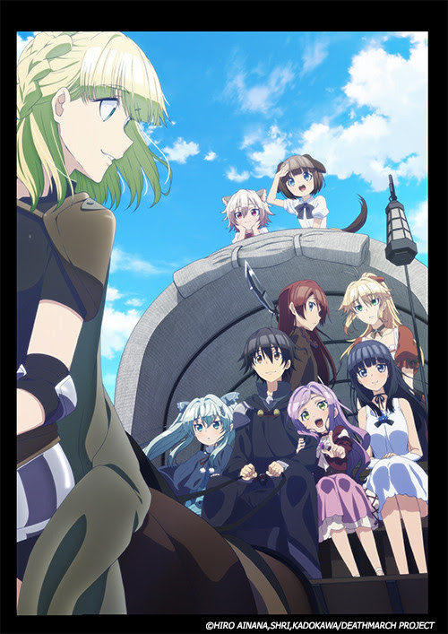 Death March of the Parallel World Rhapsody