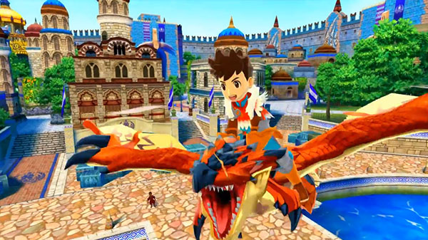 monster hunter stories ios android