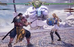 10 minutos de gameplay de Soulcalibur VI
