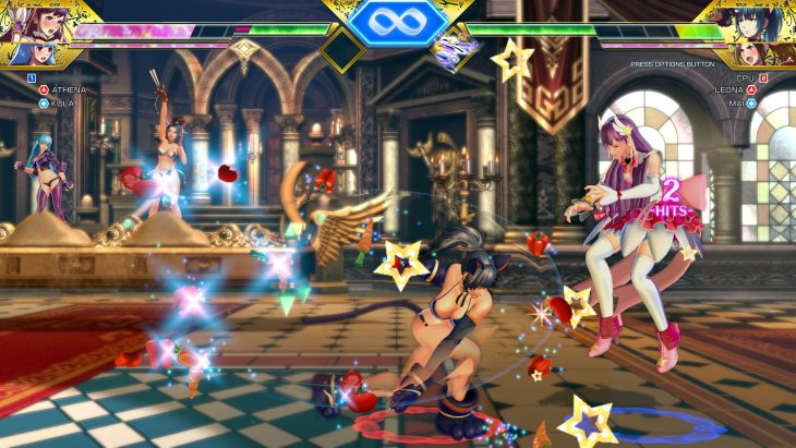 SNK Heroines Tag Team Frenzy anunciado para Nintendo Switch y PS4 01