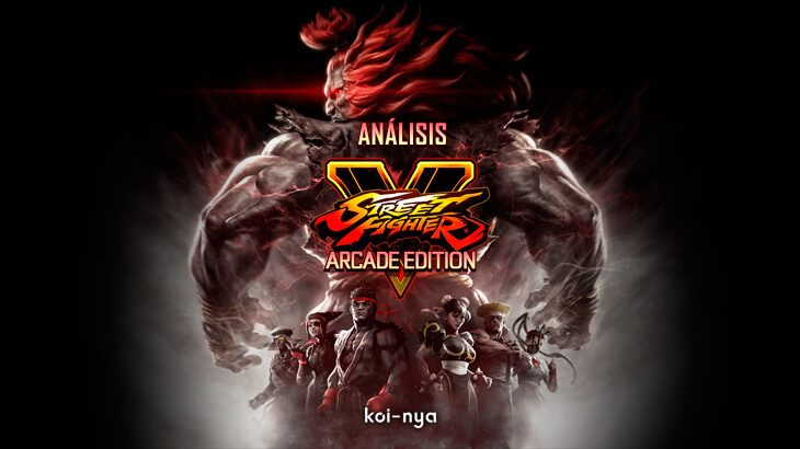 Análisis-Street-Fighter-V-Arcade-Edition