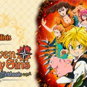 Análisis: The Seven Deadly Sins: Knights of Britannia (PS4)