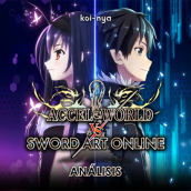 Análisis: Accel World VS Sword Art Online (PS4/PS Vita/PC)