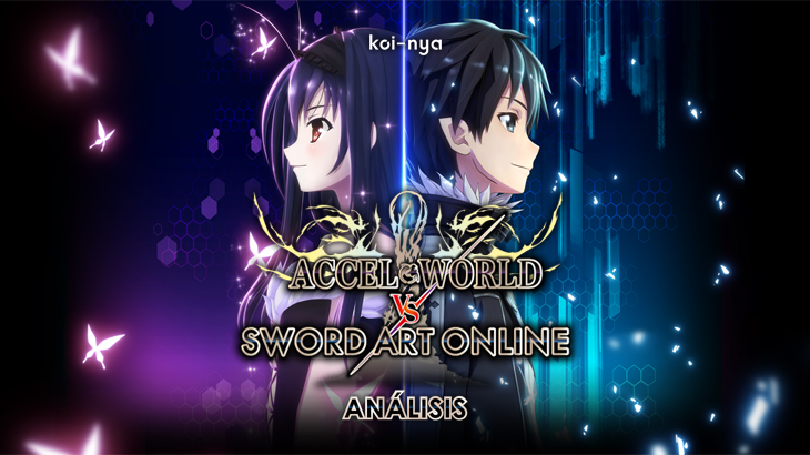 analisis-Accel World VS Sword Art Online