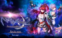 Análisis: Nights of Azure 2 (PS4/Nintendo Switch/PC)