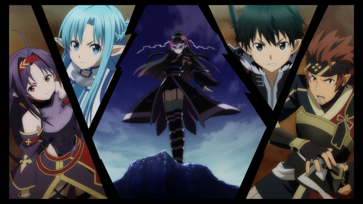 analisis accel world vs sword art online 14