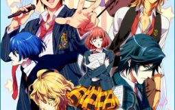 Uta no Prince-sama, anime licenciado por Japan Weekend Anime