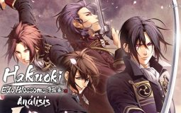 Análisis: Hakuoki: Edo Blossoms (PS Vita/PC)