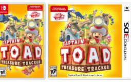 Disponible demo de Captain Toad: Treasure Tracker para Nintendo Switch y Nintendo 3DS