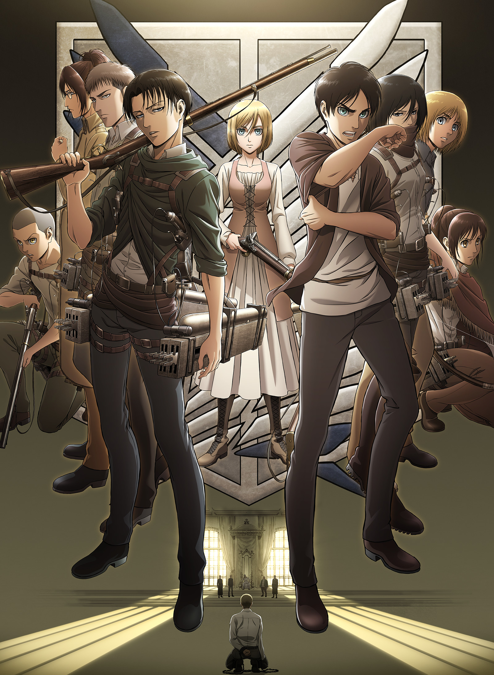 Attack on titan capitulo 22 online dating 3