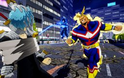 Diez minutos de gameplay de My Hero Academia: One's Justice