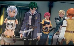 The Legend of Heroes: Trails of Cold Steel IV muestra a Fie y varios personajes relacionados
