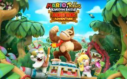 El DLC Donkey Kong Adventure para Mario + Rabbids Kingdom Battle llegará en junio