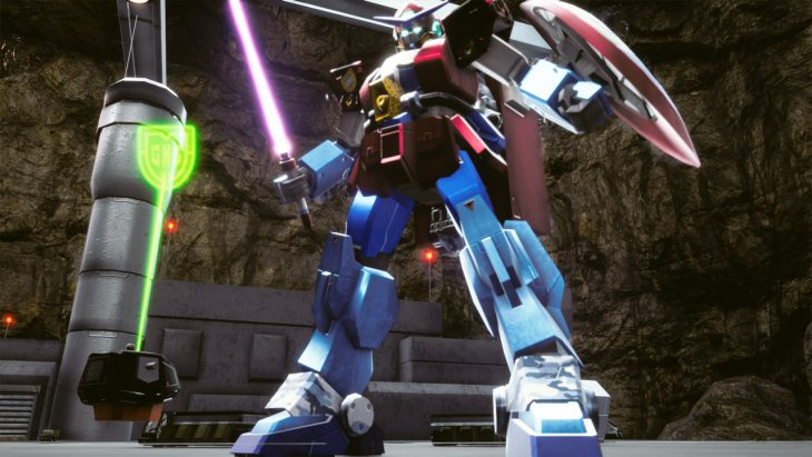 La versión de New Gundam Breaker para PC se retrasa