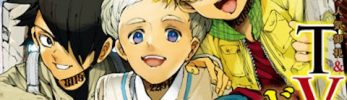 The Promised Neverland (Yakusoku no Neverland) tendrá una adaptación al anime