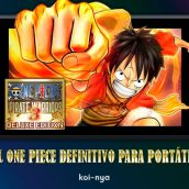 One Piece Pirate Warriors 3 Deluxe Edition: el One Piece definitivo para portátil