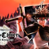 Primeras impresiones: Black Clover: Quartet Knights (PS4)