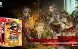 [GANADORES] Sorteo 3 packs Nintendo Switch: Octopath Traveler, Xenoverse 2 y One Piece PW 3