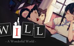 La novela visual WILL: A Wonderful World llegará a Nintendo Switch en inglés