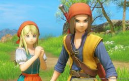 Dragon Quest XI añade traje de Dragon Quest VIII