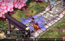 God Wars: The Complete Legend (Switch) muestra su inicio en inglés